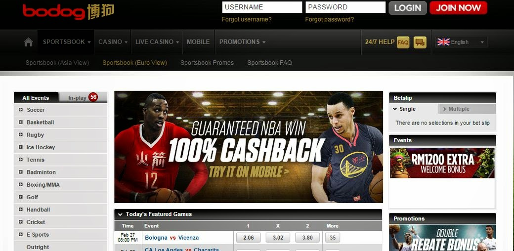 bodog-home-page
