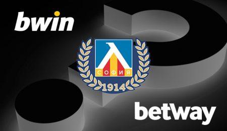 Втори спонсор за Левски